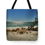 Navarre Beach Tote Bag