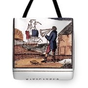 Navigator, 19th Century Tote Bag