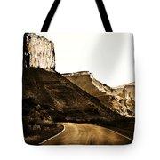 Nearing Moab Tote Bag