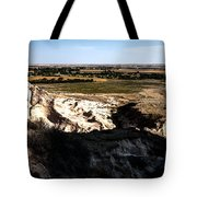 Nebraska Plains Tote Bag