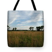 Nebraska Prairie One Tote Bag