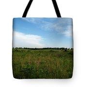 Nebraska Prairie Two Tote Bag