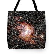 Nebula Ngc 3603 Tote Bag