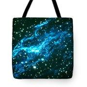 Nebulae In Cygnus Tote Bag