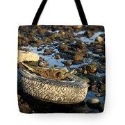 Need A Tire Tote Bag by Henrik Lehnerer