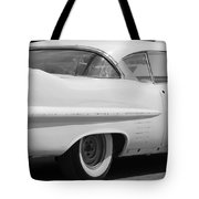 Needs Work In Black And White Tote Bag