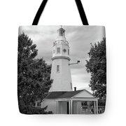 Neenah Lighthouse  8390 Tote Bag