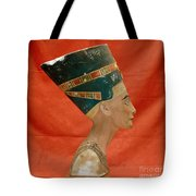 Nefertiti, Ancient Egyptian Queen Tote Bag