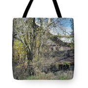 Neglected Farm Property Three Tote Bag