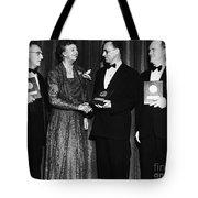 Nelson Algren (1909-1981) Tote Bag