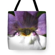 Nemesia From The Tapestry Mix Tote Bag