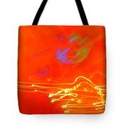 neon III Tote Bag