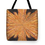 Neon On The Night Tote Bag