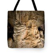 Nerja Caves In Spain Tote Bag