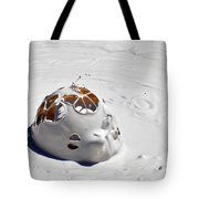 Nesting Mud Bubbles In Yellowstone's Artist Paint Pots Tote Bag by Bruce Gourley