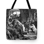 Netherlands: Spanish Fury Tote Bag