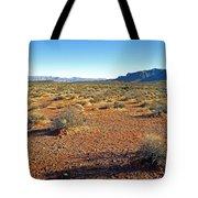 Nevada Desert Tote Bag