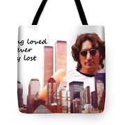 Never Lost Tote Bag