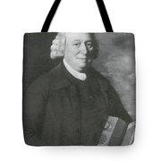 Nevil Maskelyne, English Astronomer Tote Bag