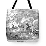New Amsterdam, 1650 Tote Bag