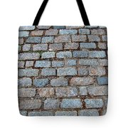 New Bedford Mass Brick Street 2006 Tote Bag
