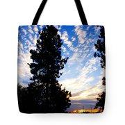 New Dawn Rising Tote Bag