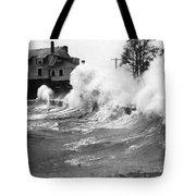 New England Hurricane, 1938 Tote Bag