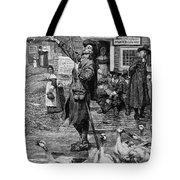 New England: Quaker, 1660 Tote Bag