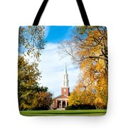 New England Style Tote Bag