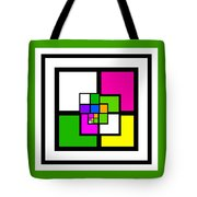 New Green Tote Bag