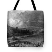 New Hampshire, 1838 Tote Bag