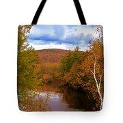 New Hampshire Fall Color Part Three Tote Bag