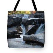 New Hampshire Waterfall 1 Tote Bag