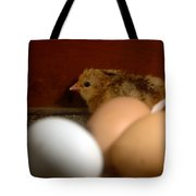 New Hatching Tote Bag