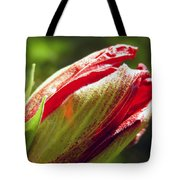 New Hibiscus Tote Bag