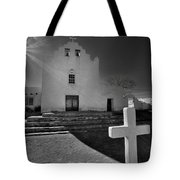New Mexico Church Tote Bag
