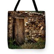 New Mexico Door II Tote Bag