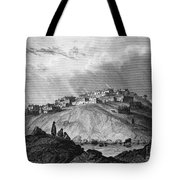 New Mexico: Laguna Pueblo Tote Bag