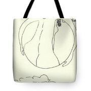 New Mexico Moon 3 Tote Bag