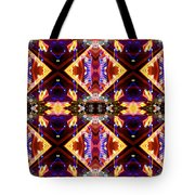 New Mexico Neon Tote Bag by Glennis Siverson