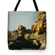 New Mexico Red Rock Tote Bag
