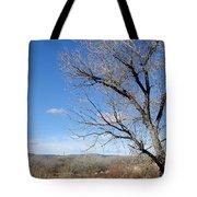 New Mexico Series - A View Espanola Tote Bag