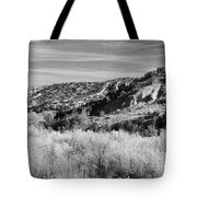 New Mexico Series - A View Of The Land Tote Bag