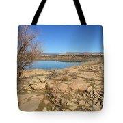 New Mexico Series - Abiquiu Lake IIi Tote Bag