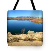 New Mexico Series - Abiquiu Lake Tote Bag