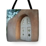 New Mexico Series - Adobe Arch Tote Bag