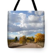 New Mexico Series - Autumn Clear Tote Bag