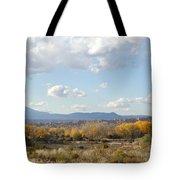 New Mexico Series - Autumn Landscape Tote Bag