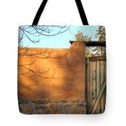 New Mexico Series - Doorway II Tote Bag