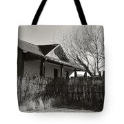 New Mexico Series - Fenced In House Tote Bag